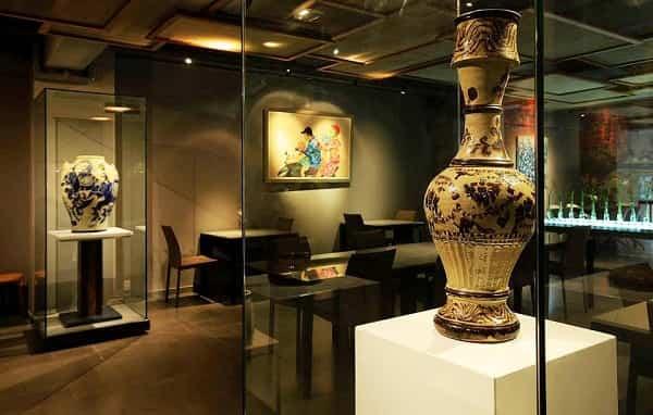 bảo tàng Gốm sứ Mậu Dịch.