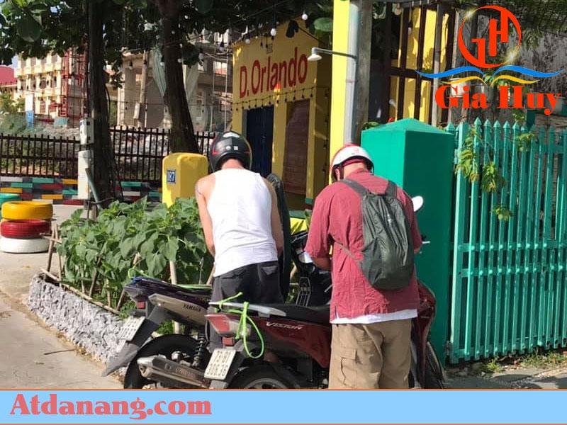 Thuê xe máy Huyện Cao Phong