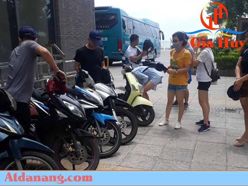 Thuê xe máy Huyện Đà Bắc
