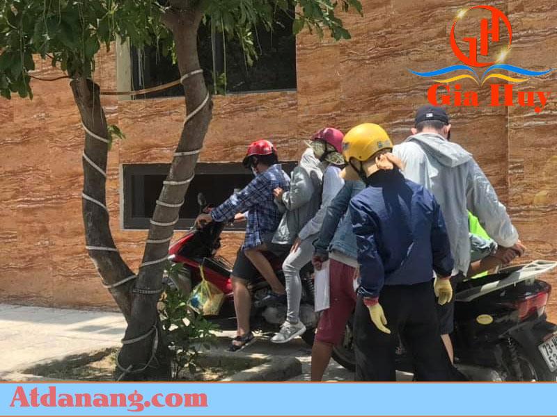 Thuê xe máy Huyện Kim Bôi