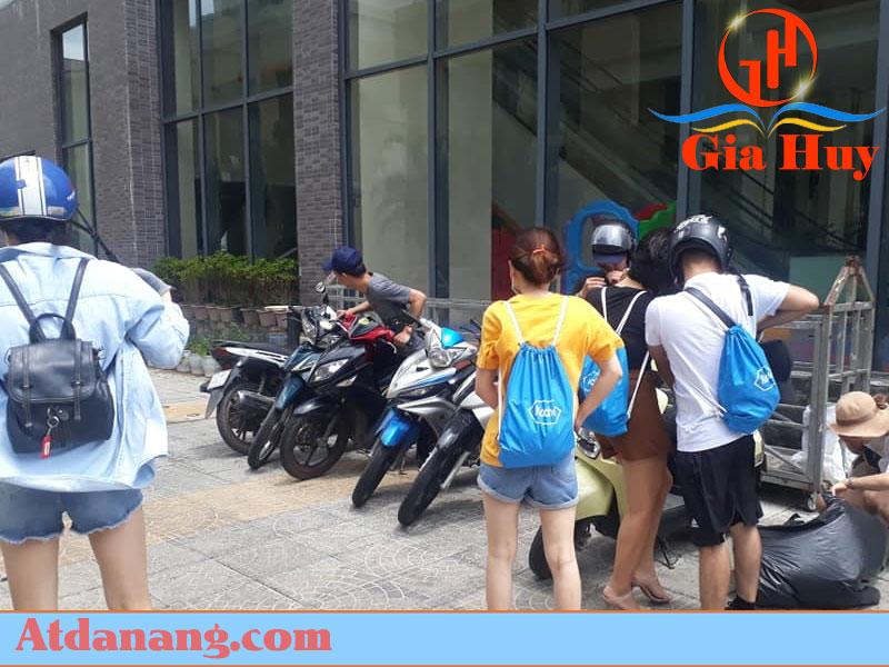 Thuê xe máy Huyện Lương Sơn