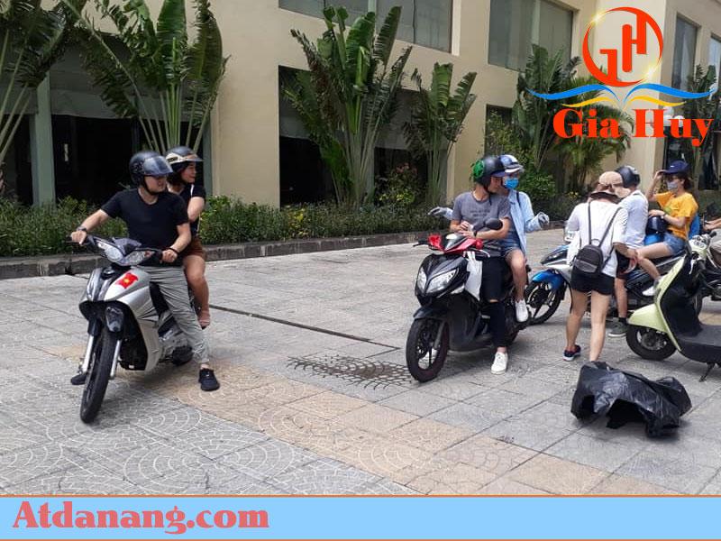 Thuê xe máy Huyện Mai Châu