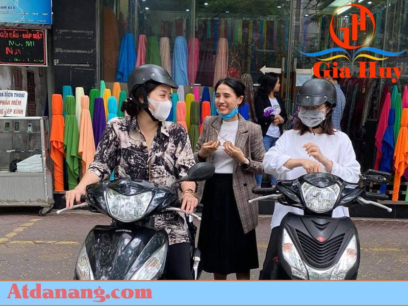 Thuê xe máy Mai Châu - Chung Làn