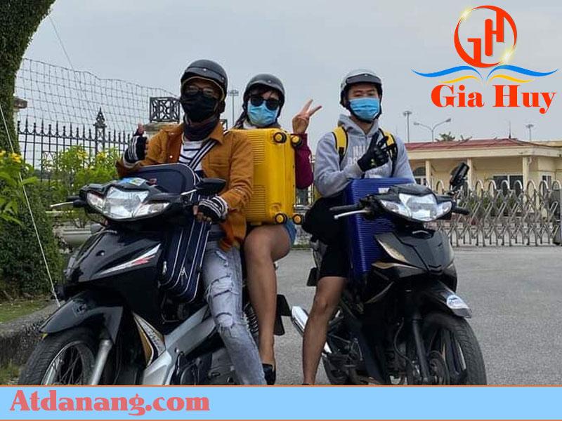 Thuê xe máy uy tín Hòa Bình - Hải Châu