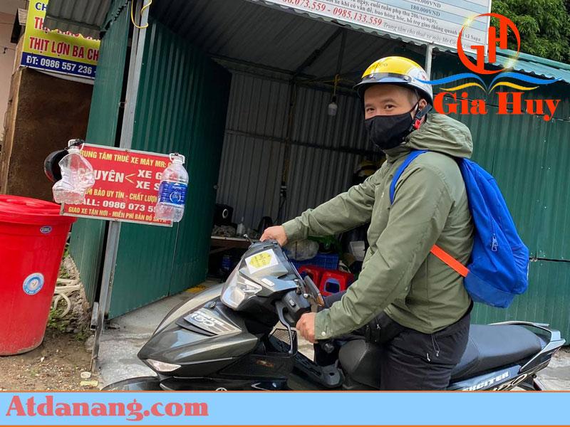 Thuê xe máy Lạng Sơn giá rẻ - Anh Tuấn
