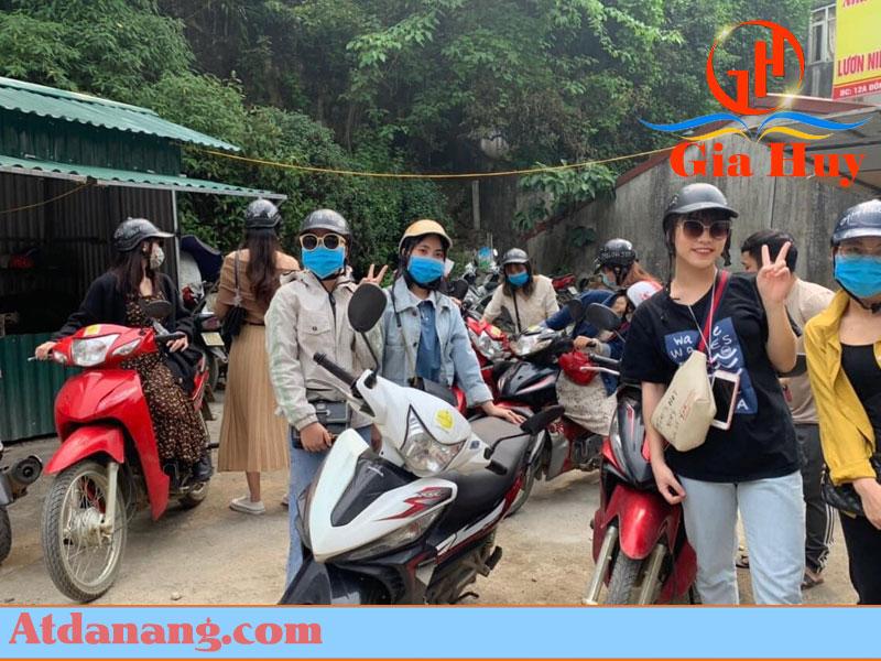 Thuê xe máy Lạng Sơn uy tín - Hoang Trường
