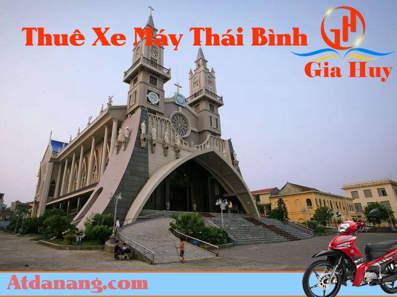 Địa điểm Thuê xe máy Thái Bình uy tín giá rẻ