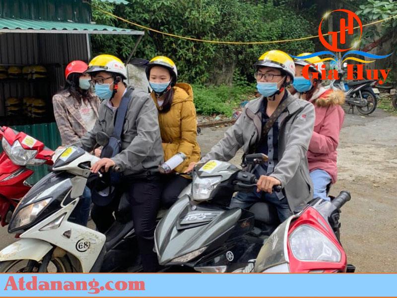 Thuê xe máy tp Lạng Sơn - Khách sạn Phú Quý