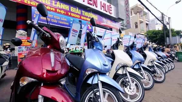tuyên quang cho thuê xe máy