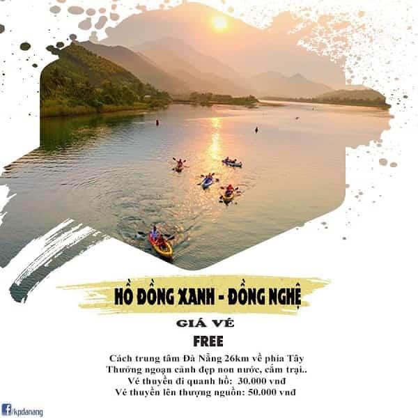 Hồ Xanh Đồng Nghệ