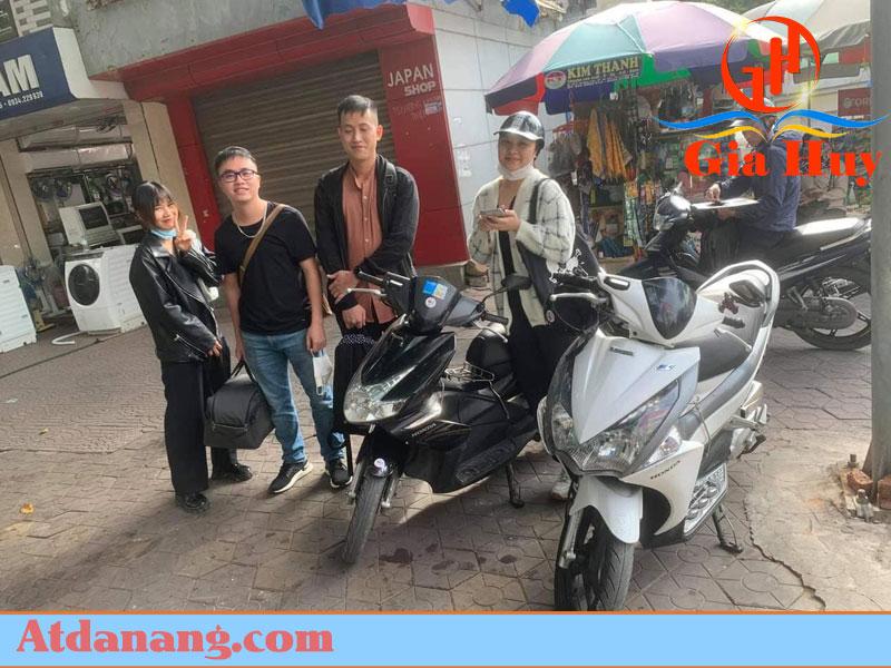 Thuê xe máy gần bến xe - Nam Cường