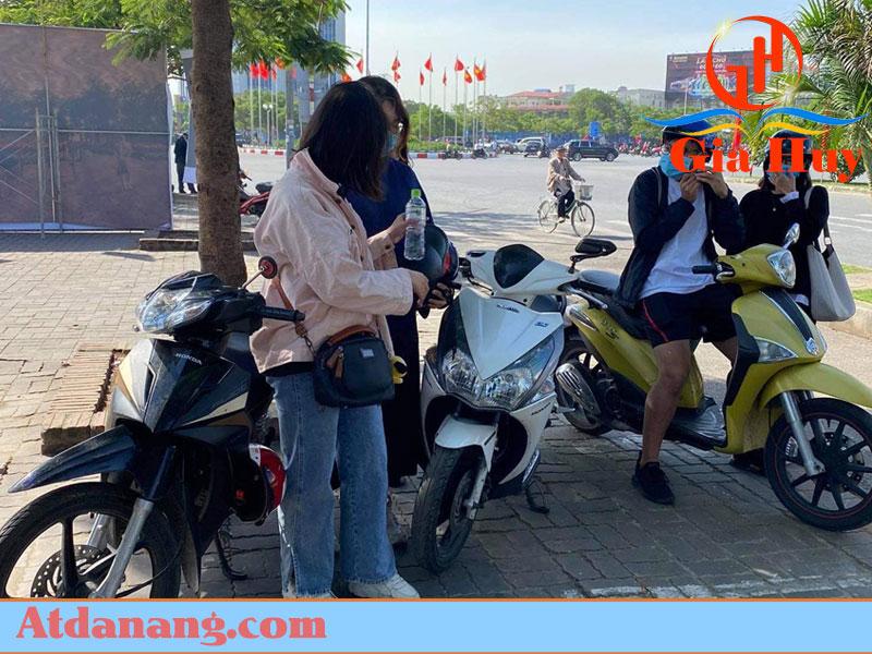 Thuê xe máy Hải Dương giá rẻ - Tân Hương