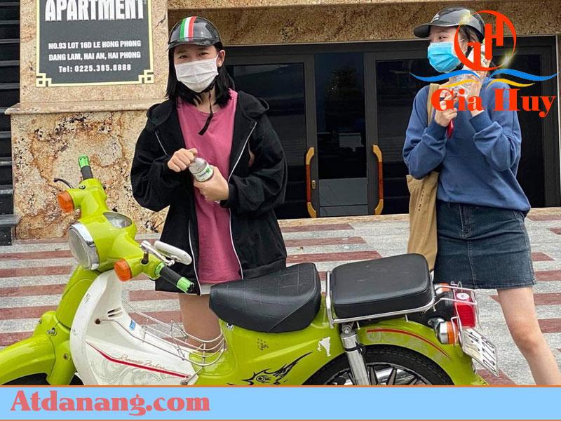 Thuê xe máy Huyện Kim Thành