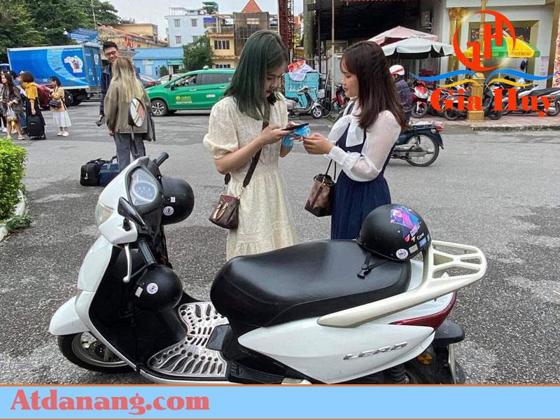 Thuê xe máy tại Hải Dương - Thanh Đông