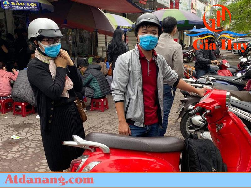 Thuê xe máy Thị xã Kinh Môn