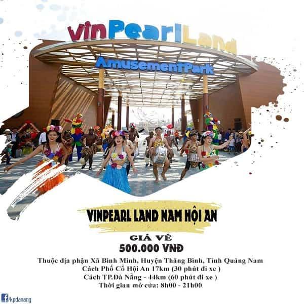 Vinpearl Land Hội An