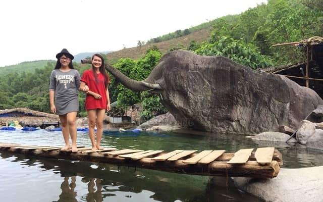 khu du lịch Suối voi Huế