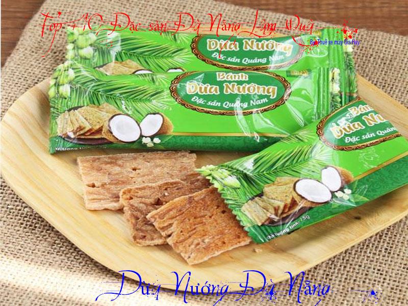 Bánh dưà nướng Thái Bình Dù không được sản xuất chính gốc tại Đà Nẵng