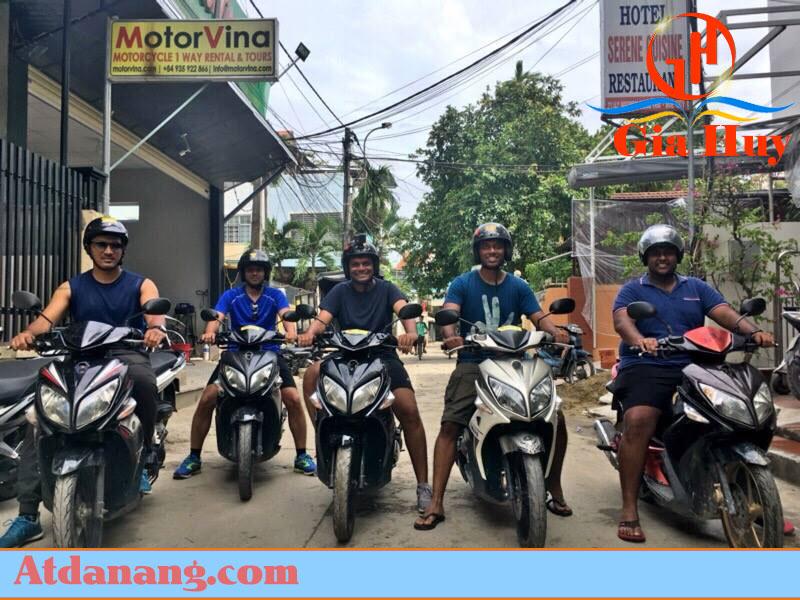 Cho Thuê xe máy Huế đi Đà Nẵng - Motorvina