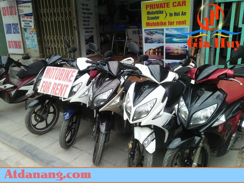 Thuê xe máy giá rẻ ở Huế - Gem's Café
