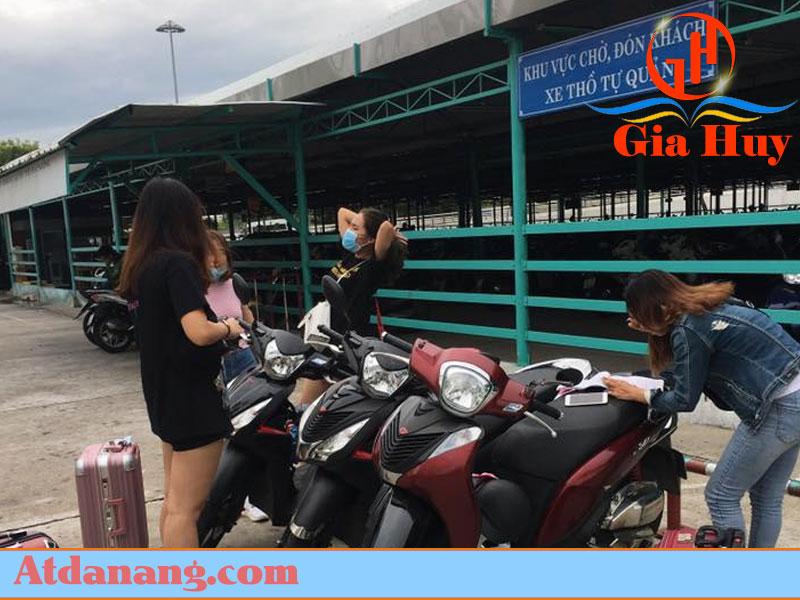 Thuê xe máy Huế đi Đà Nẵng - Hạnh Thảo