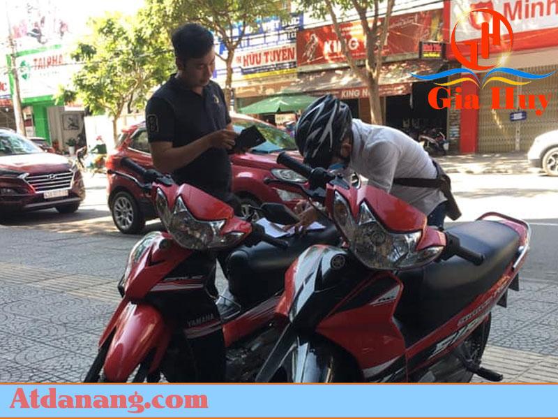 Cho thuê xe máy ở Sầm Sơn