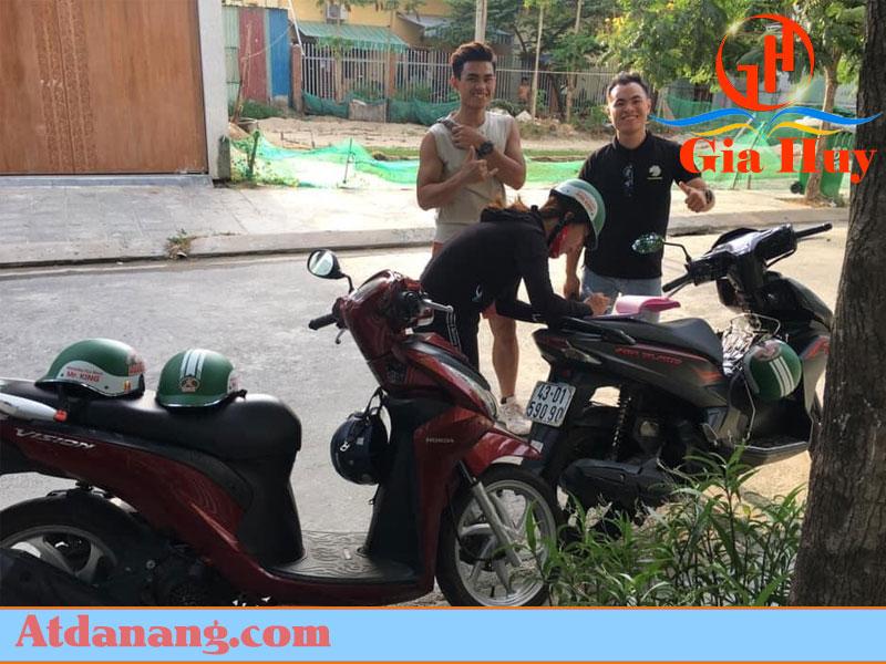 Dịch vụ cho thuê xe máy - xe đạp điện Thanh Hóa