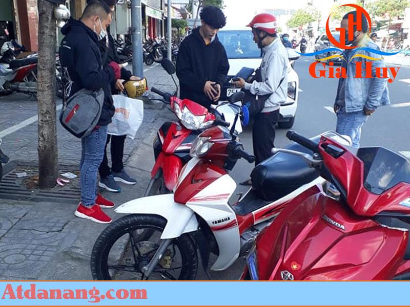 Khách sạn cho thuê xe máy Điện Biên - Hải Trang
