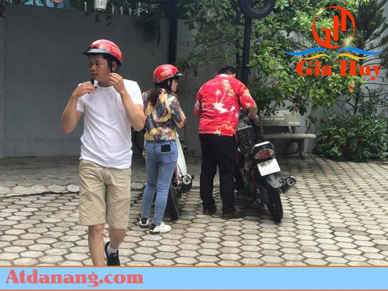Khách sạn cho thuê xe máy ở Quảng Ngãi