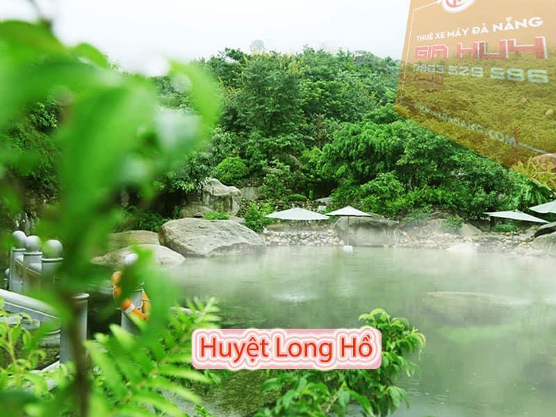 Huyệt Long Hồ