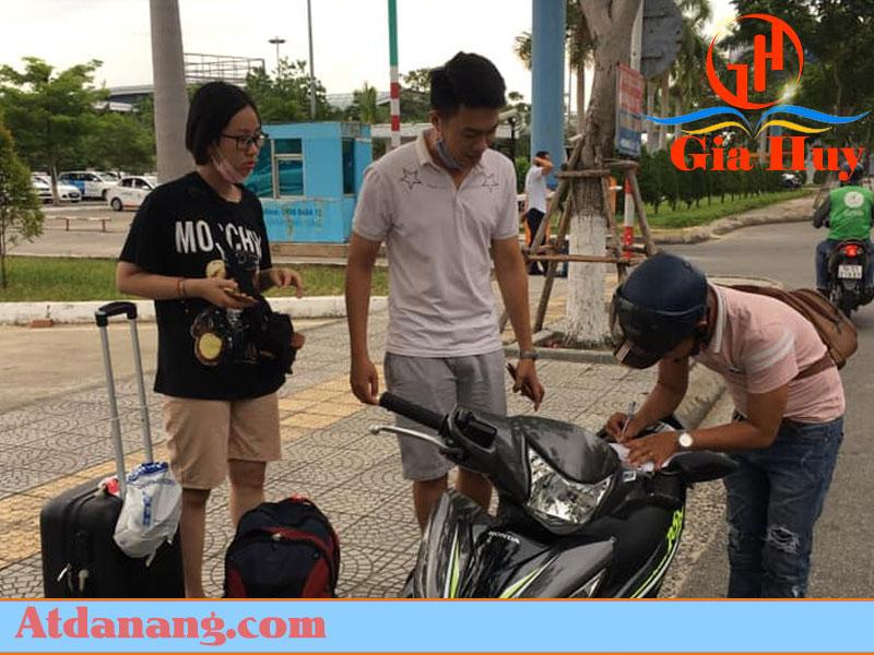 Thuê xe máy Bãi Đông Nghi Sơn – Tuấn Ngọc