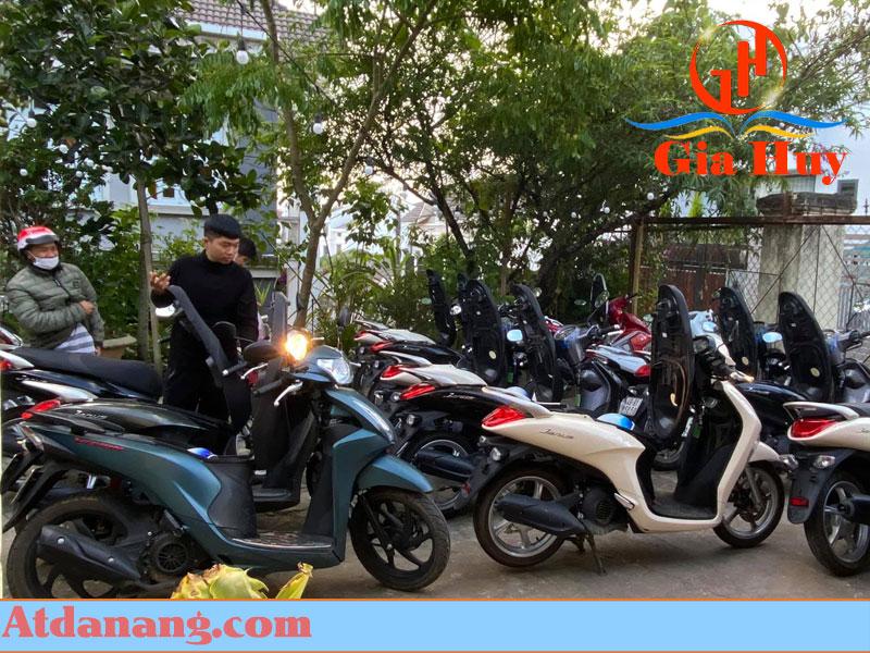 Thuê xe cafe racer Đà Lạt