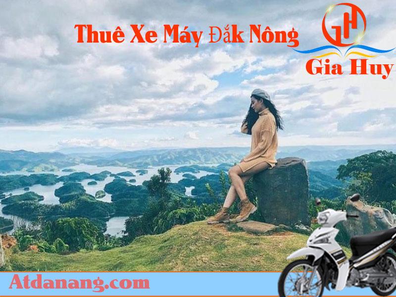 Thuê xe máy Đắk Nông