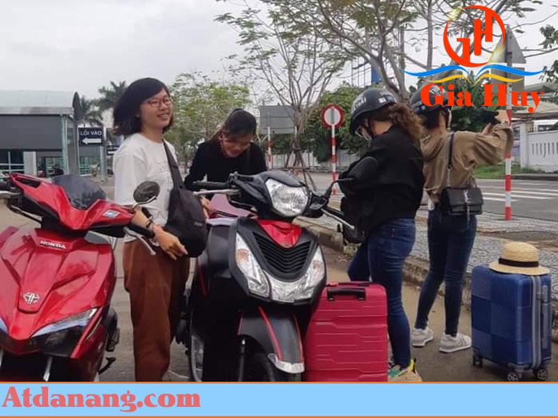 Thuê xe máy giá rẻ Điện Biên - Mr Tuấn