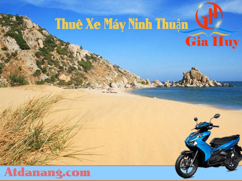 Thuê xe máy Ninh Thuận