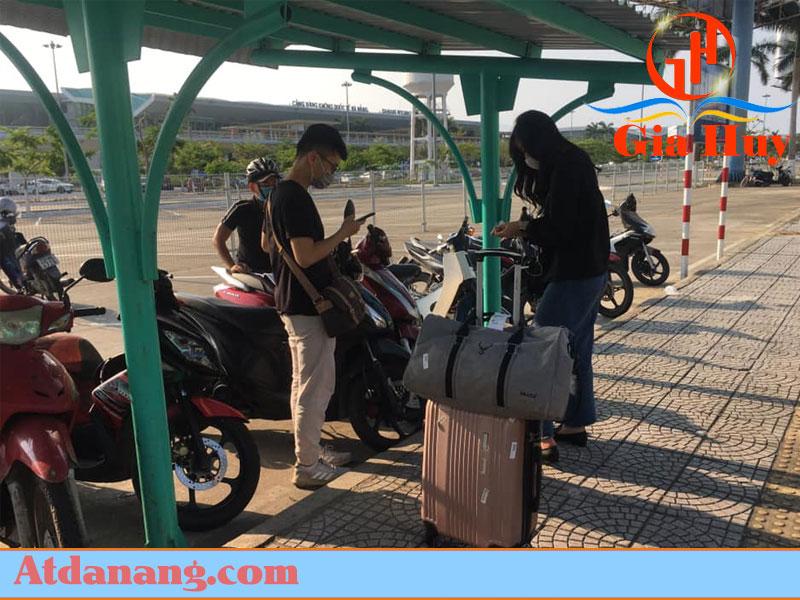 Thuê xe máy ở Pù Luông