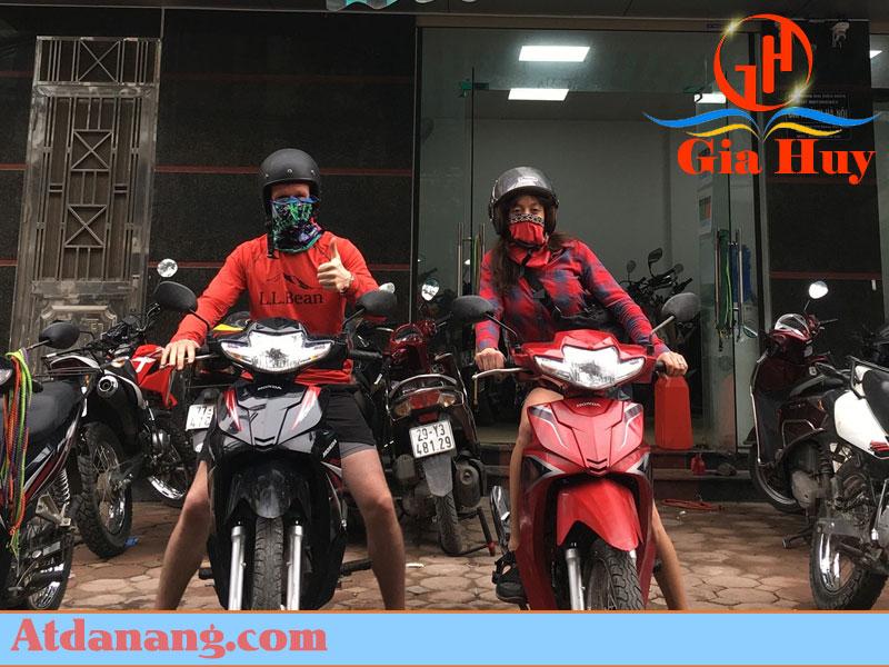 Thuê xe máy Quận Hoàn Kiếm