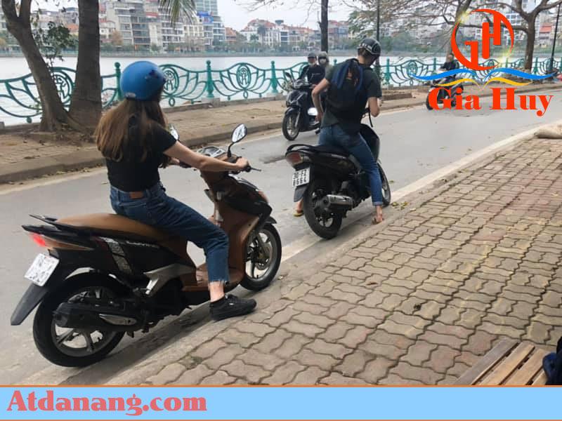 Thuê xe máy Quận Long Biên