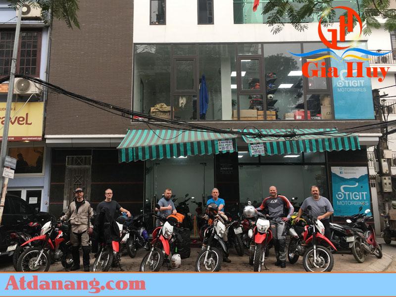 Thuê xe máy Quận Thanh Xuân