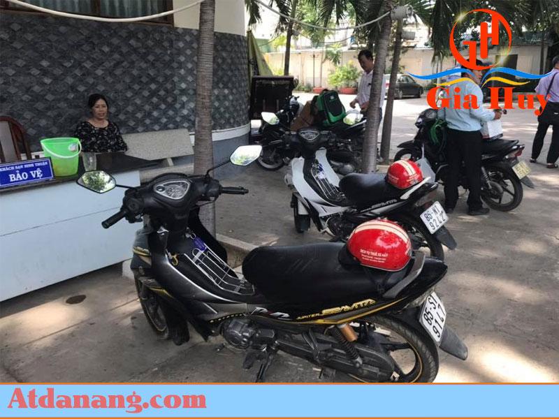Thuê xe máy Bình Sơn Quảng Ngãi – Vân Hoàng