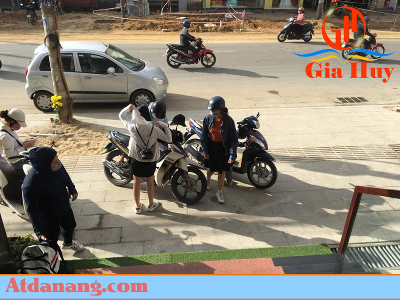 Thuê xe máy giao tận nơi Thanh Bình