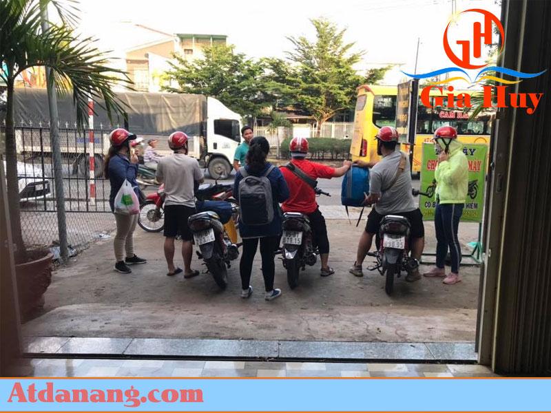 Thuê xe máy không cần đặt cọc Thịnh Phát