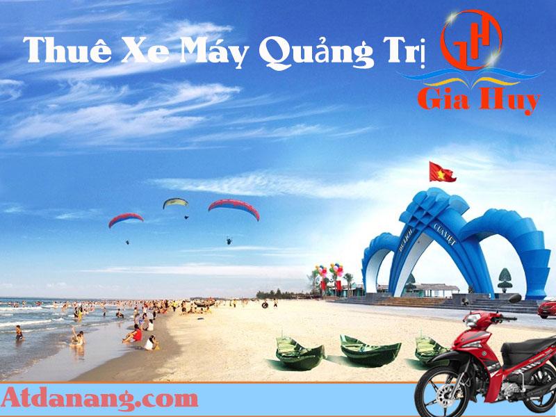 thuê xe máy Quảng Trị