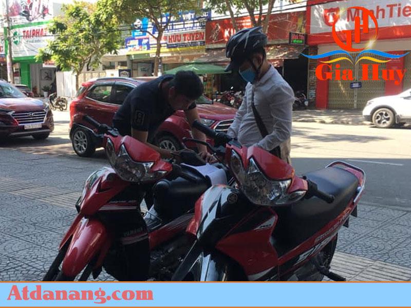 Thuê xe máy tại sân bay Thọ Xuân Thanh Hóa