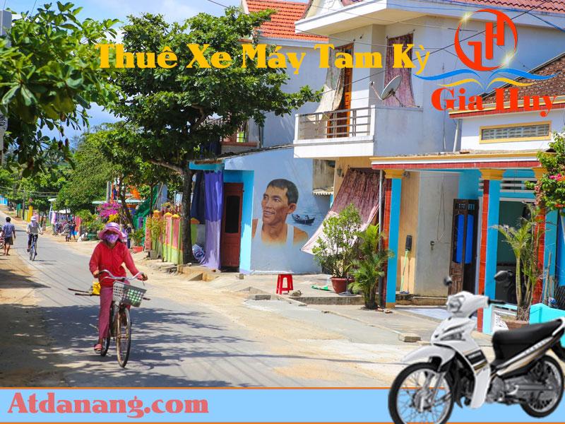Địa Điểm Thuê xe máy Tam Kỳ Quảng Nam