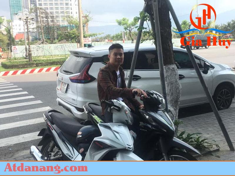 thuê xe máy thanh hóa Khách sạn Hoàng Gia