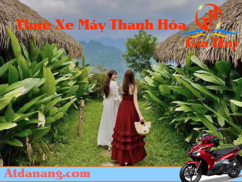 thuê xe máy Thanh Hóa