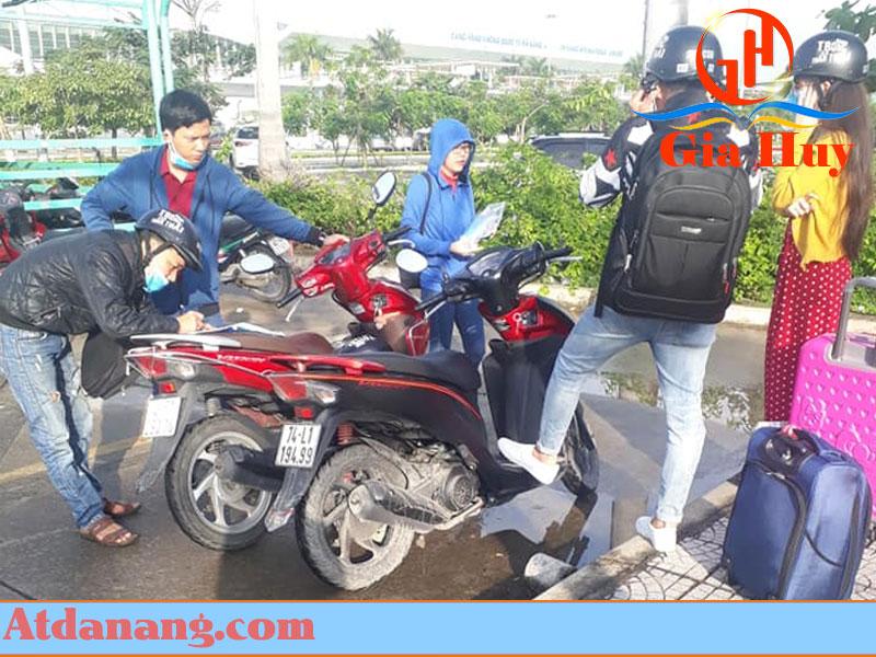 Thuê xe máy tại tp Điện Biên - Vương Khánh