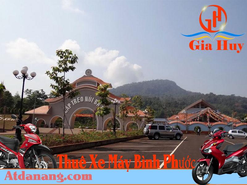 Thuê xe máy Bình Phước