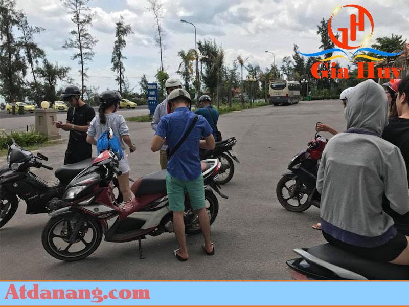 Thuê xe máy uy tín Hưng Yên - Gia Hưng